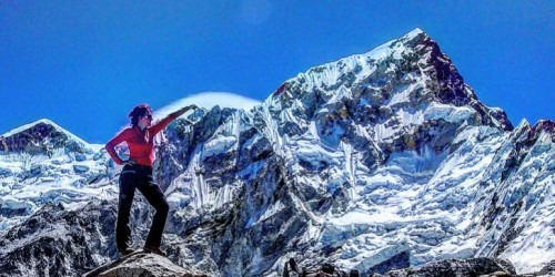 Video Blog from Everest Base Camp